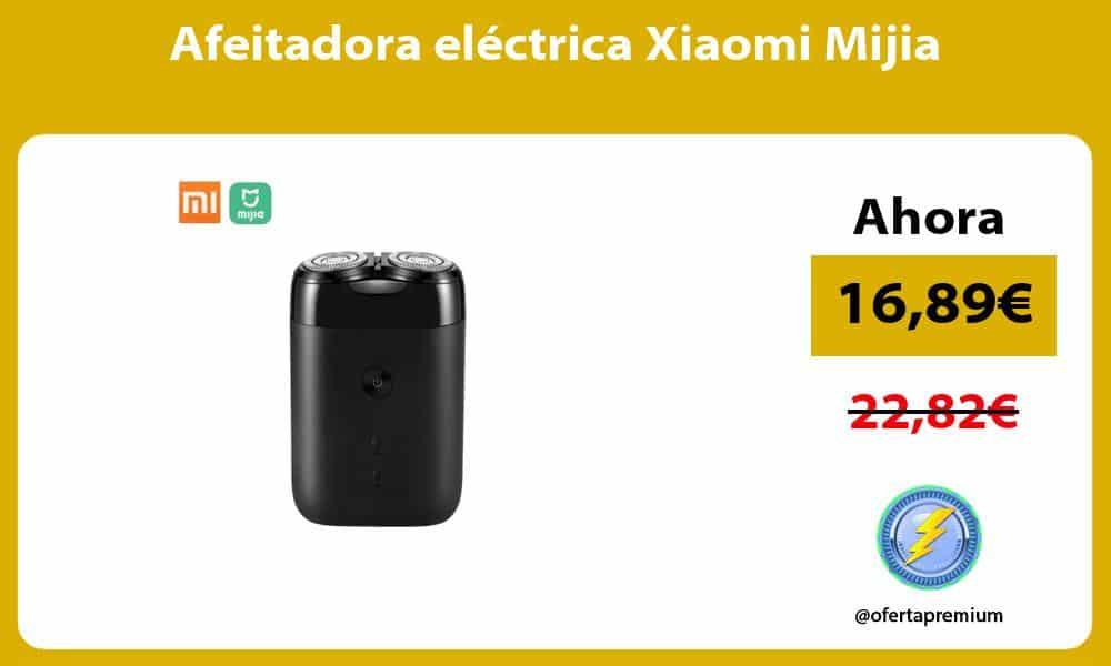 Afeitadora eléctrica Xiaomi Mijia