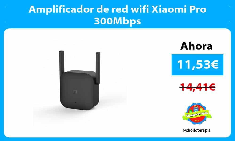 Amplificador de red wifi Xiaomi Pro 300Mbps