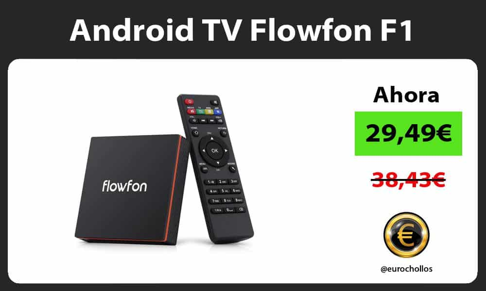 Android TV Flowfon F1