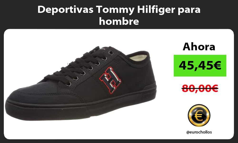 Deportivas Tommy Hilfiger para hombre 2