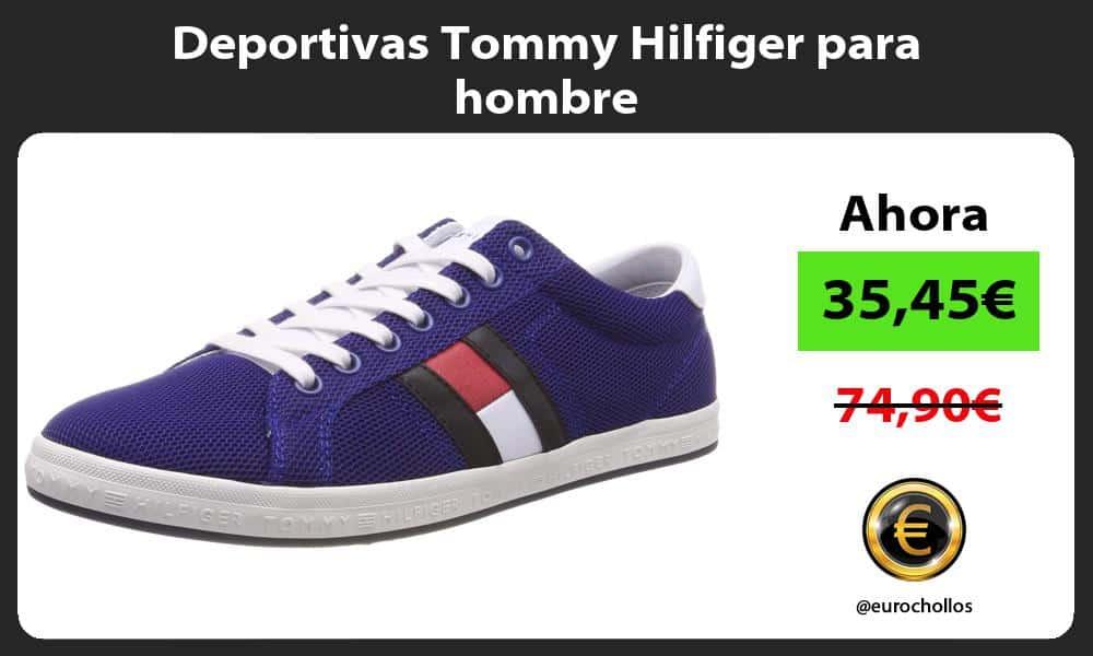 Deportivas Tommy Hilfiger para hombre