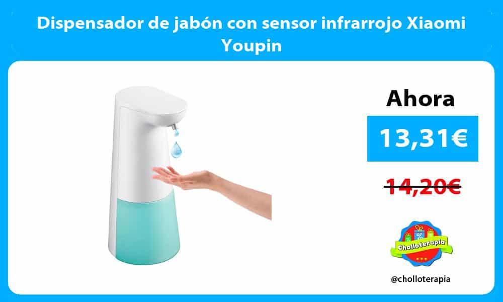 Dispensador de jabón con sensor infrarrojo Xiaomi Youpin