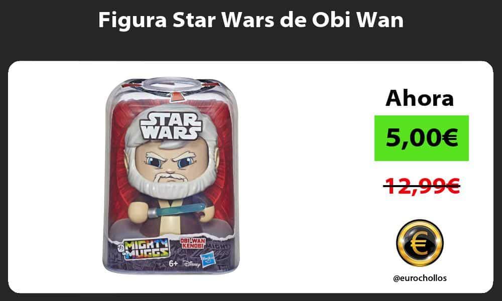 Figura Star Wars de Obi Wan
