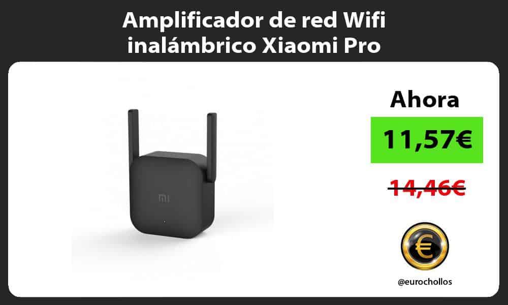 Amplificador de red Wifi inalámbrico Xiaomi Pro