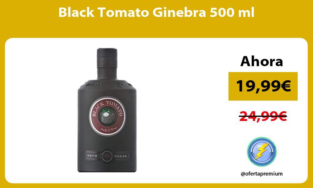 Black Tomato Ginebra 500 ml