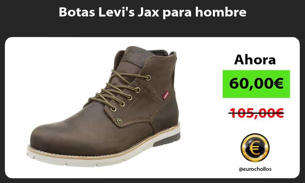 Botas Levis Jax para hombre