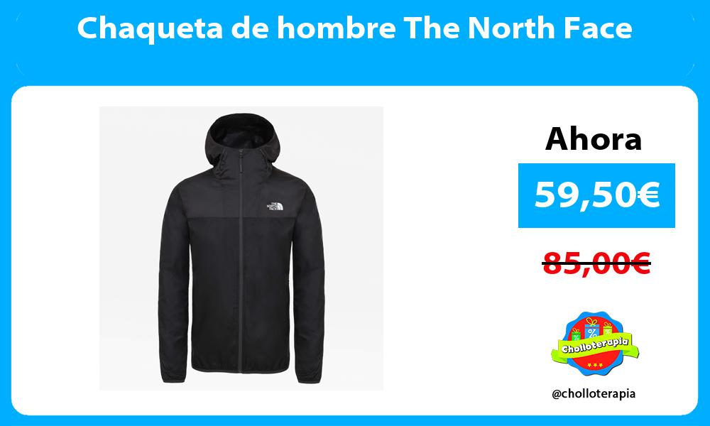 Chaqueta de hombre The North Face