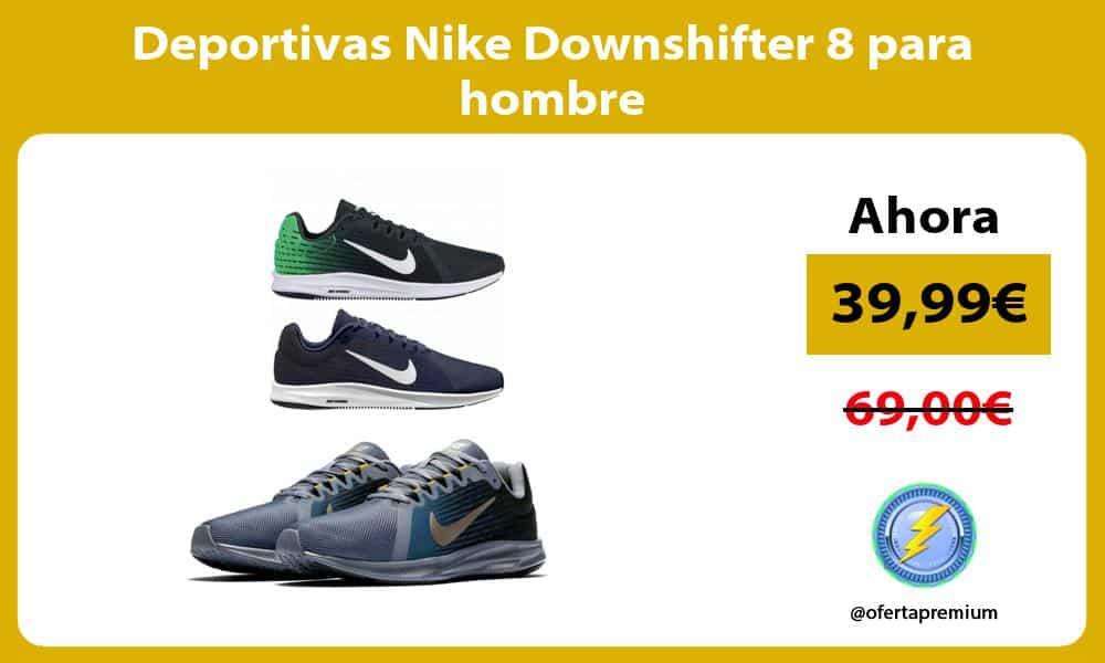 Deportivas Nike Downshifter 8 para hombre