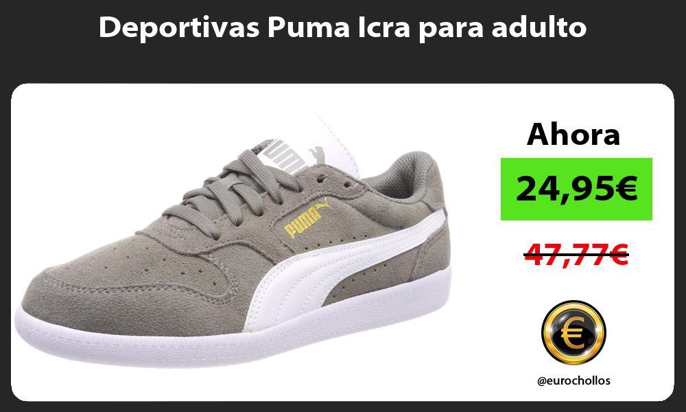 Deportivas Puma Icra para adulto