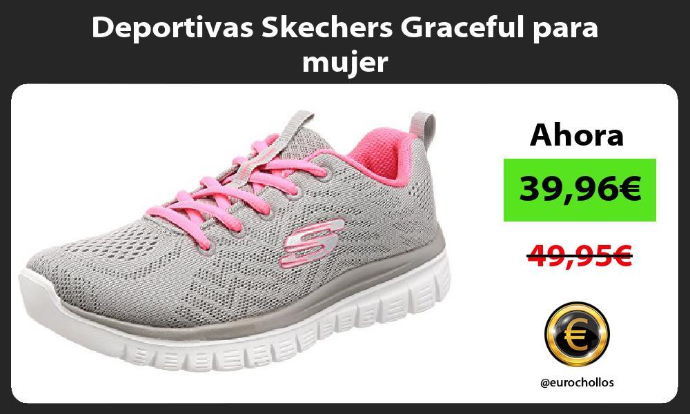 Deportivas Skechers Graceful para mujer
