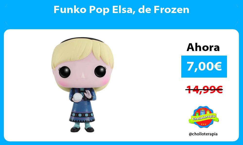 Funko Pop Elsa de Frozen