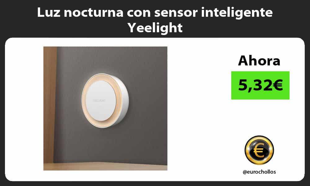 Luz nocturna con sensor inteligente Yeelight