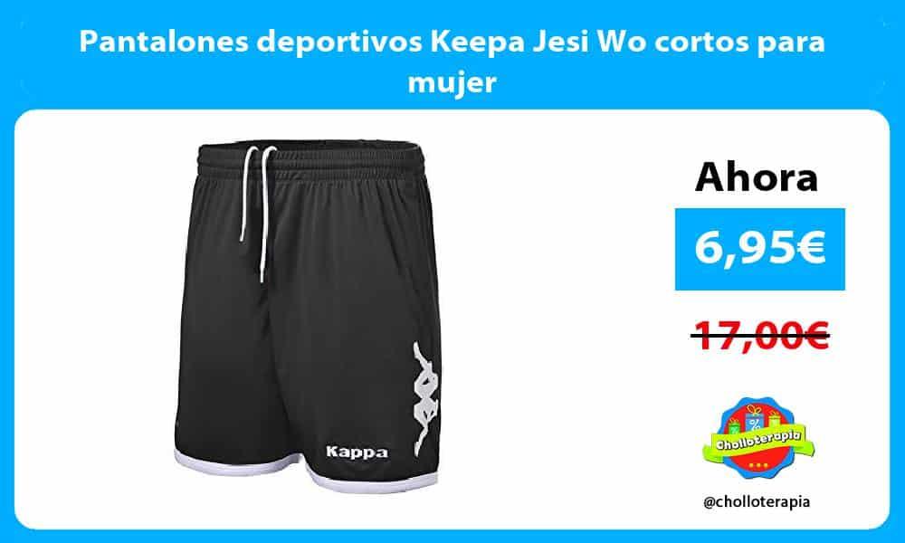 Pantalones deportivos Keepa Jesi Wo cortos para mujer
