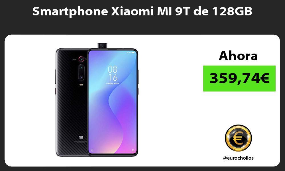 Smartphone Xiaomi MI 9T de 128GB