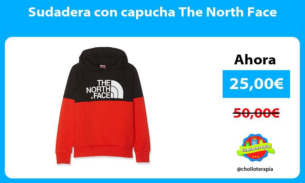 Sudadera con capucha The North Face
