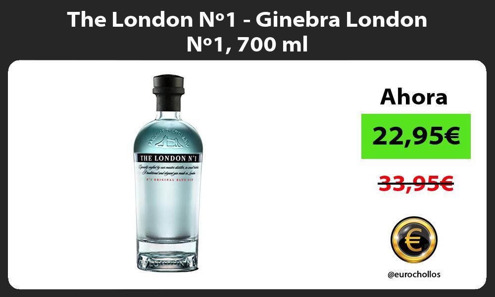 The London Nº1 Ginebra London Nº1 700 ml