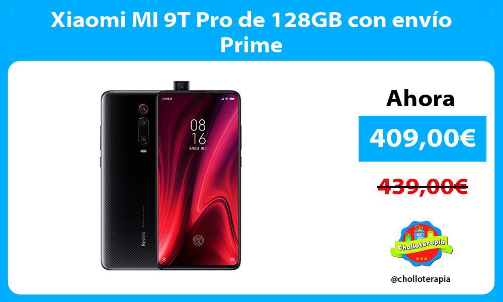 Xiaomi MI 9T Pro de 128GB con envío Prime