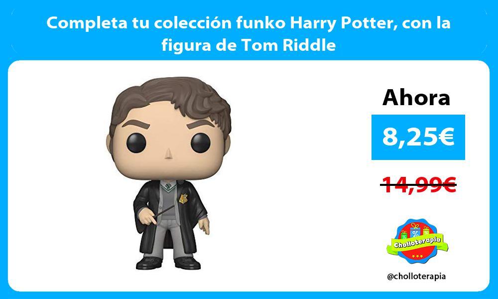 Completa tu colección funko Harry Potter con la figura de Tom Riddle