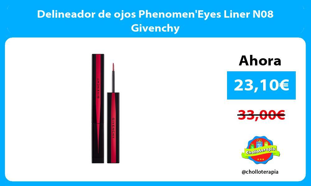 Delineador de ojos PhenomenEyes Liner N08 Givenchy