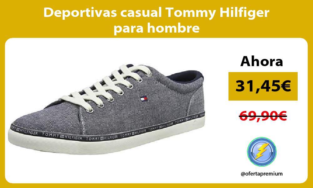 Deportivas casual Tommy Hilfiger para hombre