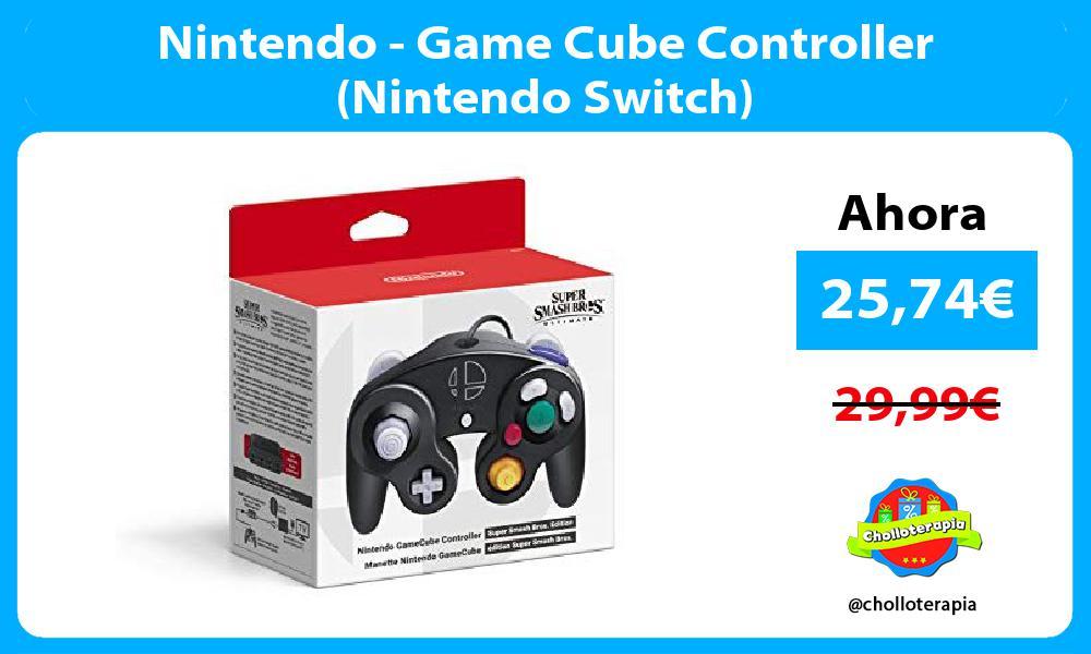 Nintendo Game Cube Controller Nintendo Switch