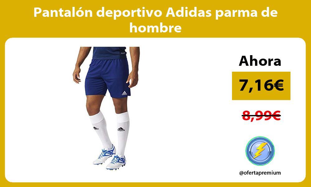 Pantalón deportivo Adidas parma de hombre