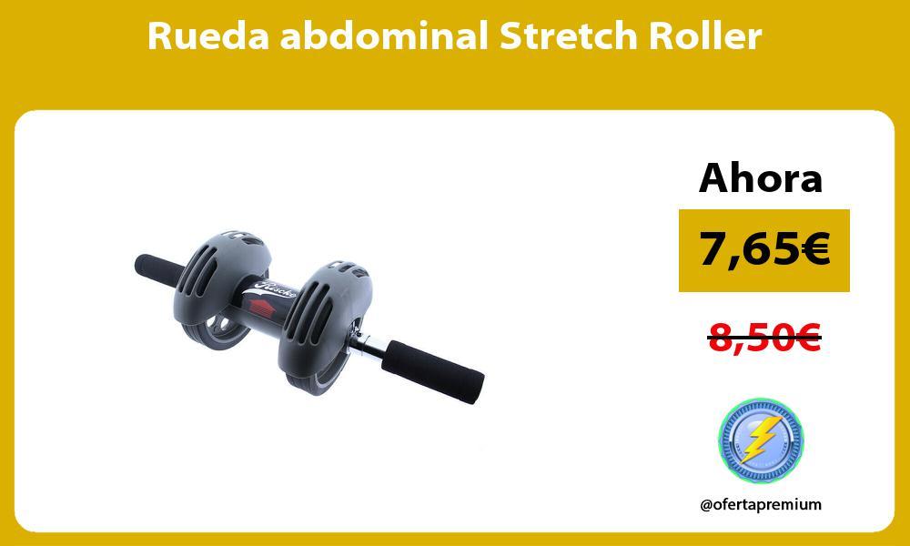Rueda abdominal Stretch Roller