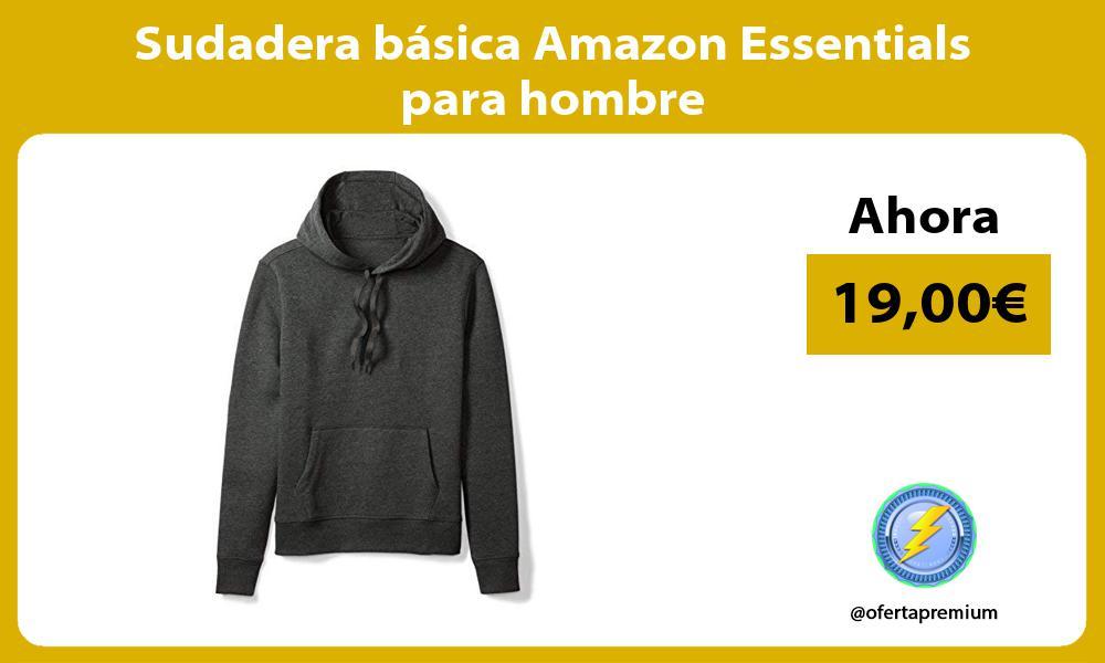 Sudadera básica Amazon Essentials para hombre