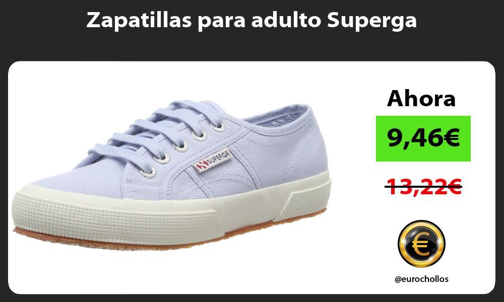 Zapatillas para adulto Superga