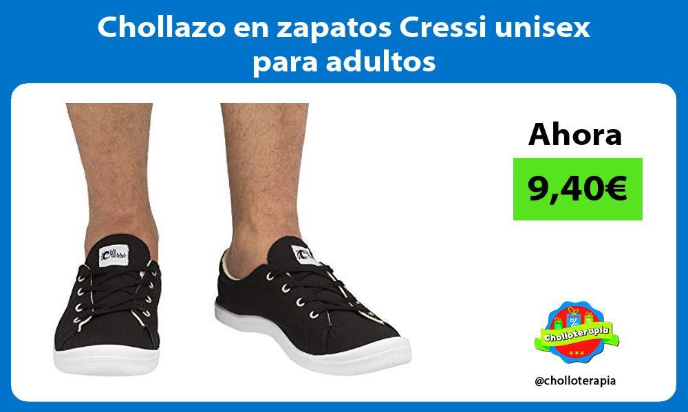 Chollazo en zapatos Cressi unisex para adultos
