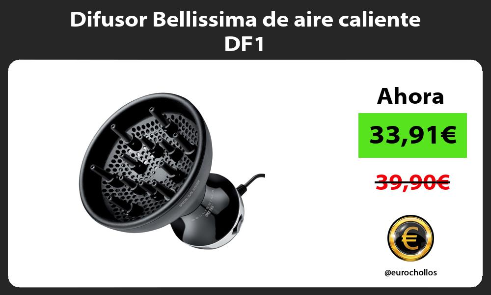Difusor Bellissima de aire caliente DF1