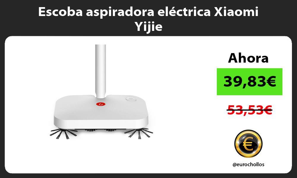 Escoba aspiradora eléctrica Xiaomi Yijie