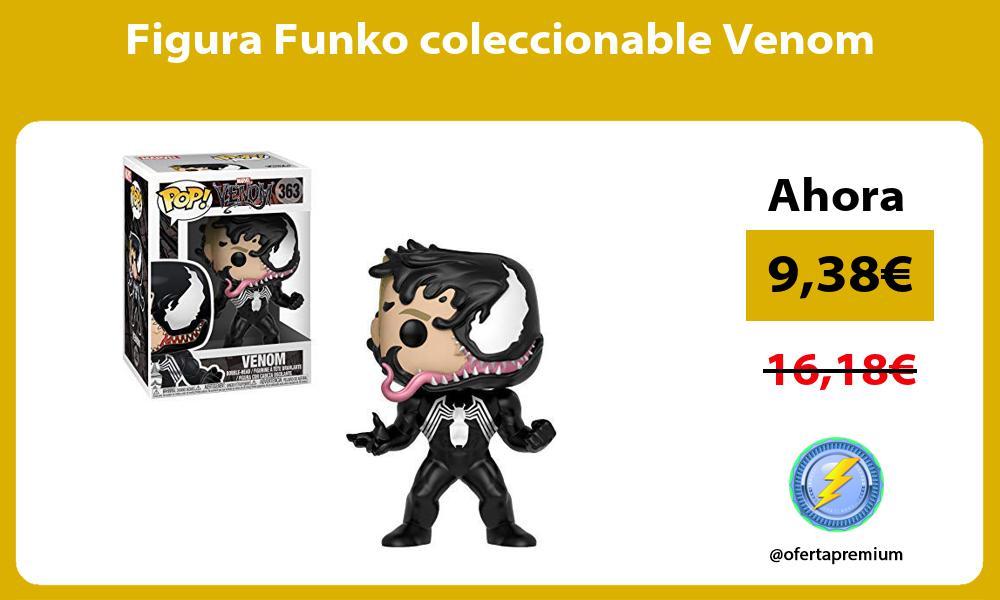Figura Funko coleccionable Venom