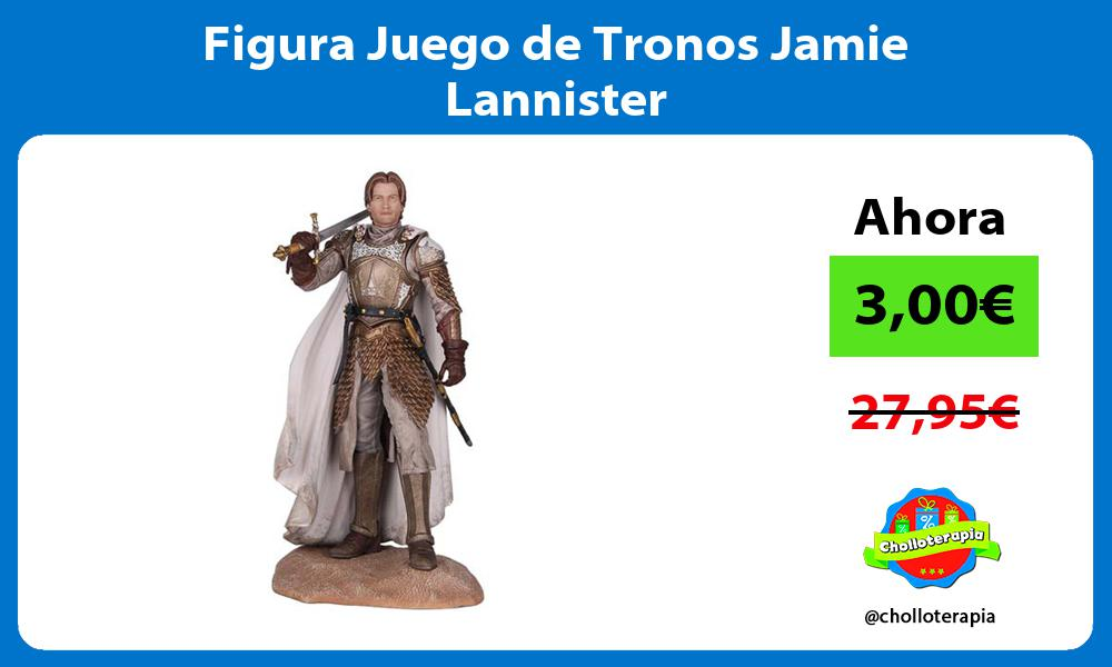 Figura Juego de Tronos Jamie Lannister