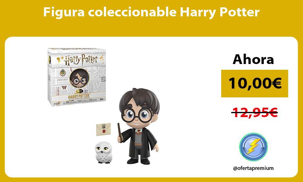Figura coleccionable Harry Potter