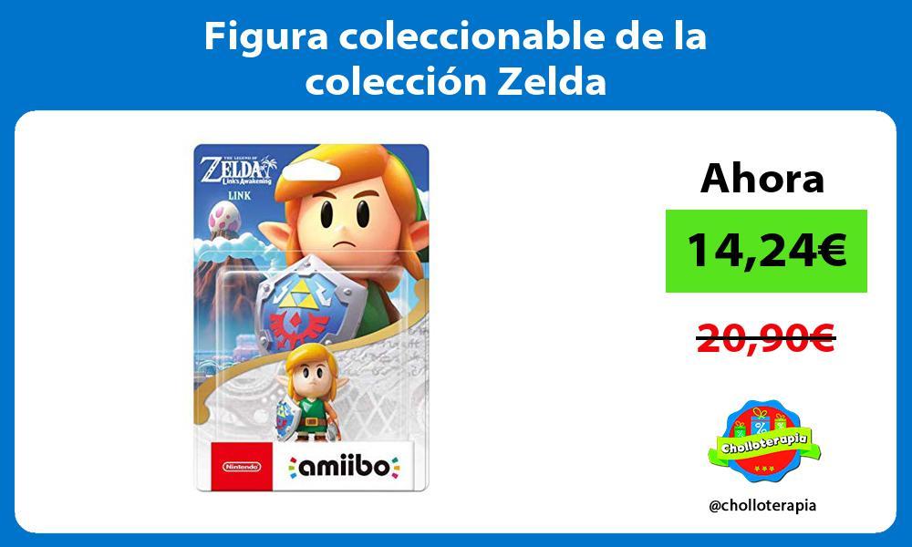 Figura coleccionable de la colección Zelda