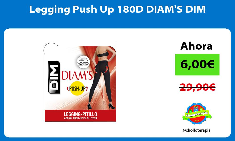 Legging Push Up 180D DIAMS DIM