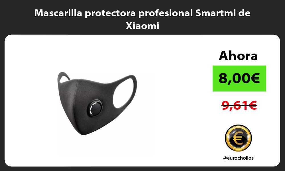 Mascarilla protectora profesional Smartmi de Xiaomi