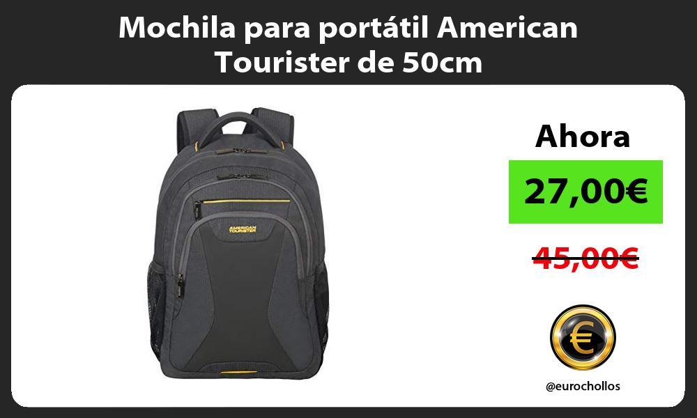 Mochila para portátil American Tourister de 50cm