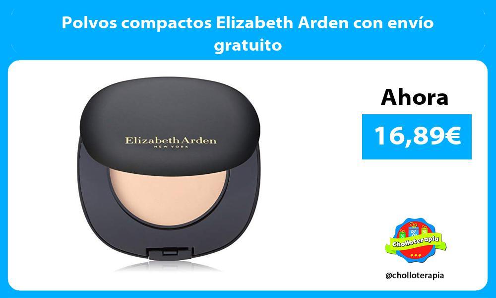 Polvos compactos Elizabeth Arden con envío gratuito