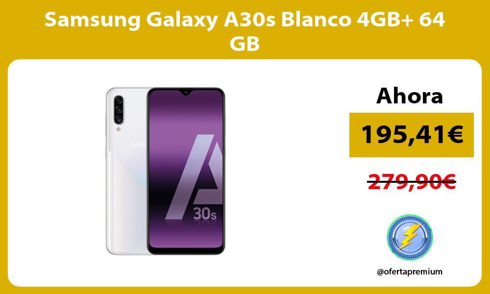 Samsung Galaxy A30s Blanco 4GB 64 GB