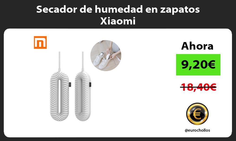 Secador de humedad en zapatos Xiaomi