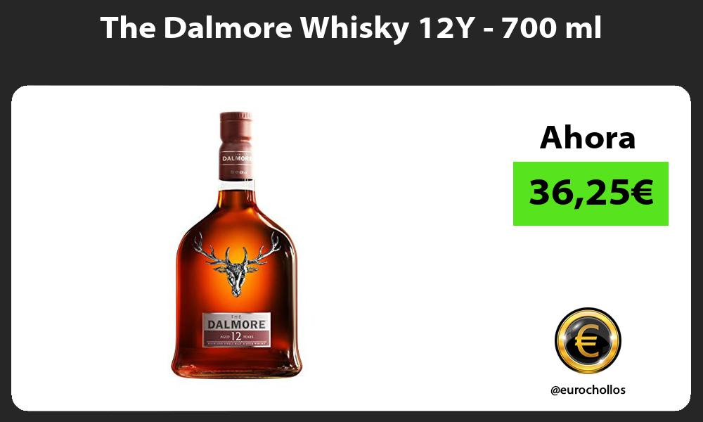 The Dalmore Whisky 12Y 700 ml