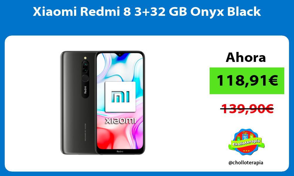 Xiaomi Redmi 8 332 GB Onyx Black