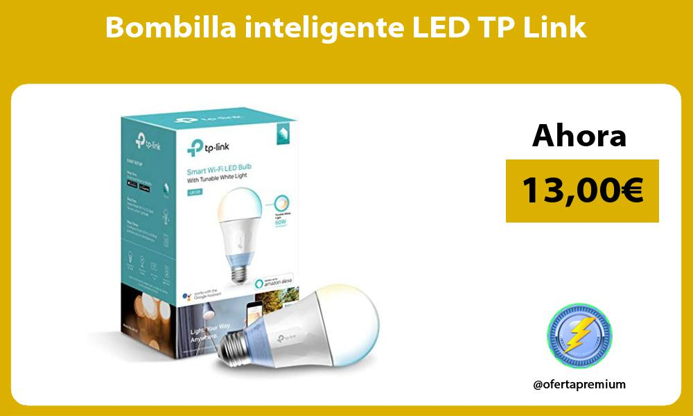 Bombilla inteligente LED TP Link