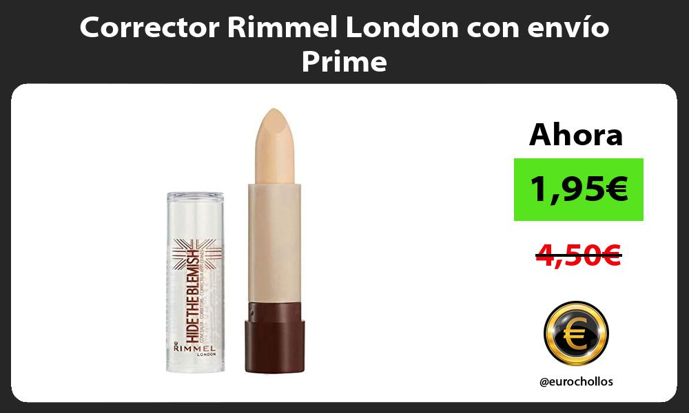 Corrector Rimmel London con envío Prime