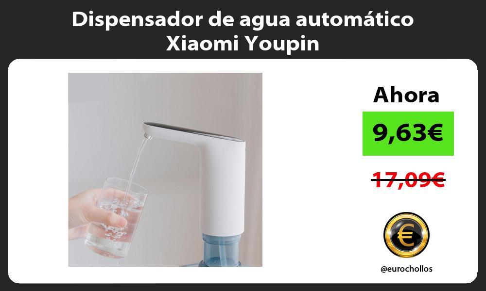 Dispensador de agua automático Xiaomi Youpin