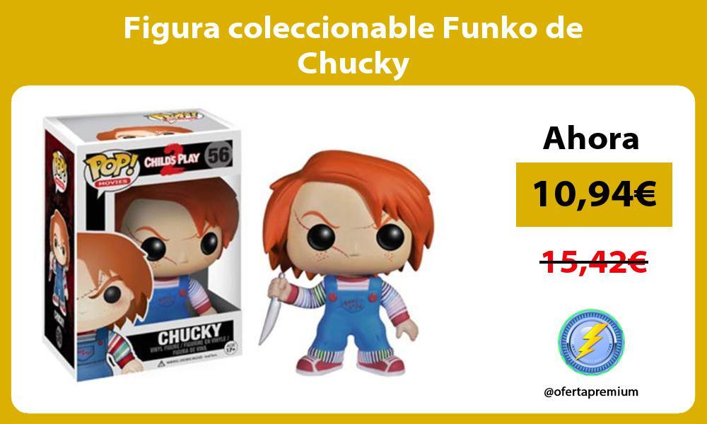 Figura coleccionable Funko de Chucky