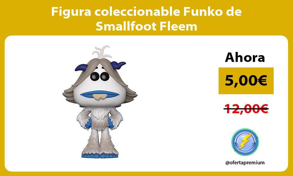 Figura coleccionable Funko de Smallfoot Fleem