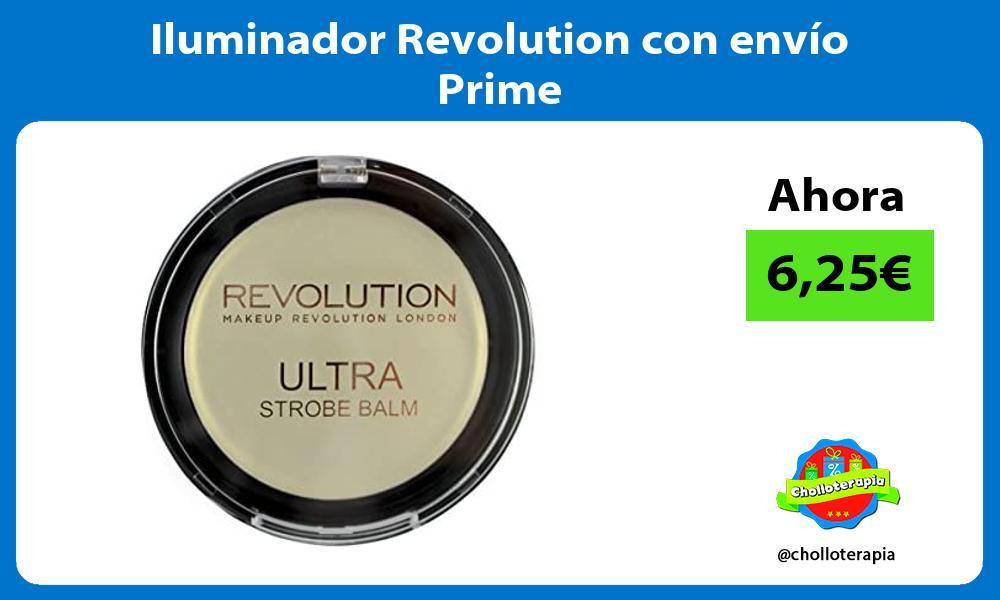Iluminador Revolution con envío Prime